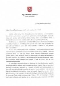 Otevřený dopis ministra zemědělství včelařům
